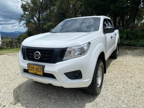 Nissan Np300 Frontier 4x4 Td Mt