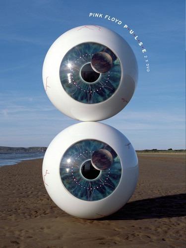 Pink Floyd Pulse Dvd Nuevo Importado Original David Gilmour