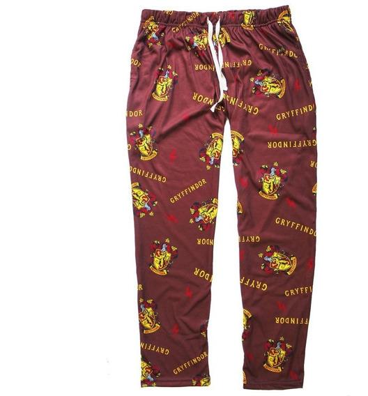 Pijama Harry Potter Mujer Varon Gryffindor Pantalon