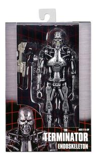 Neca The Terminator T-800 Endoskeleton Original!!