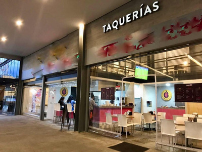 Restaurante En Plaza Comercial En El Centro Cdmx