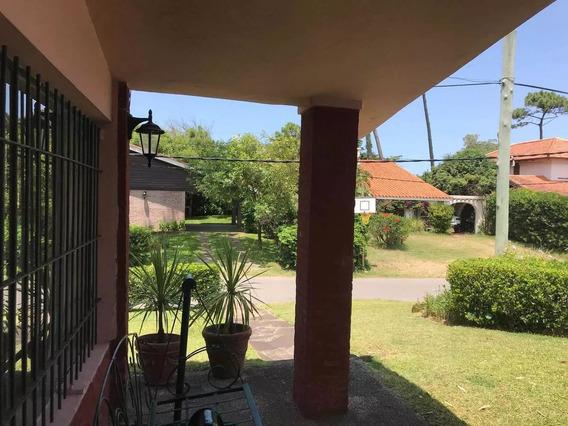 Alquilo Anual Casa A Pasos Del Mar En Punta Del Este