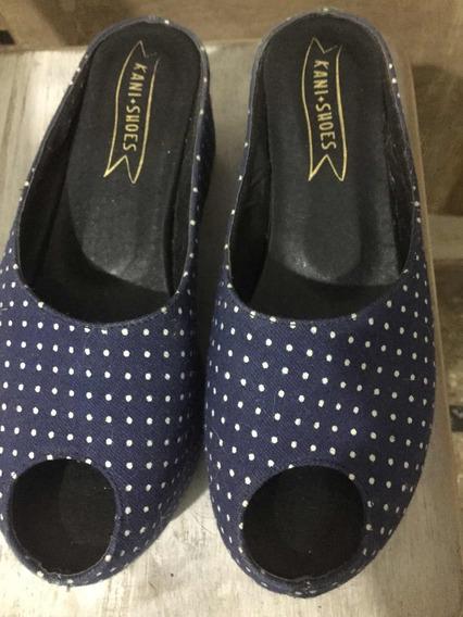 Kani Shoes Zuecos Hermosos Talle 36 Muy Poco Uso !