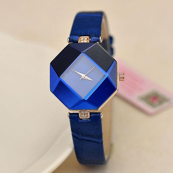 Relógio De Pulso De Luxo Menina Criança Adolescente 156