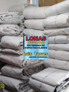 Lonas Recicladas 12.90 X 7.30