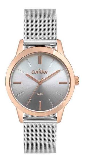 Relógio Condor Feminino Co2035mte/5c Rose Analogico Oferta