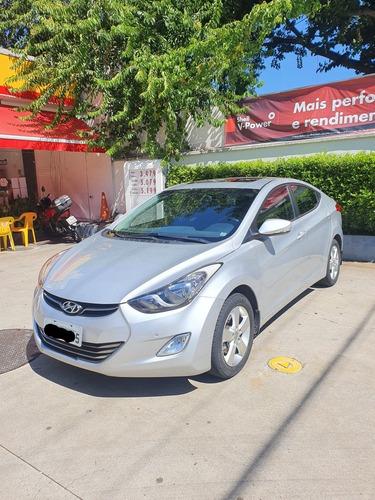 Hyundai Elantra 2014 2.0 16v Gls Flex Aut. 4p