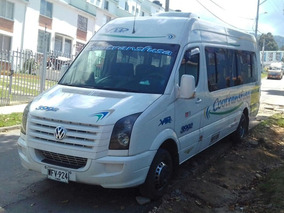 Vw Crafter - Cootransfusa