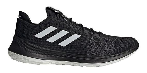 Zapatillas Hombre adidas Sensebounce + Ace Negras - Running