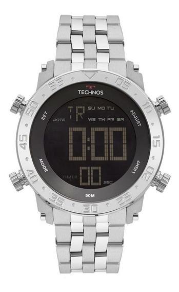Relógio Technos Performance Digital Masculino Bjk006ab/1p