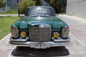 Mercedes Benz 220 Aut 2do Dueño 1964