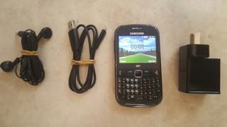 Celular Samsung Gt-s3350 Para Personal.accesorios Originales