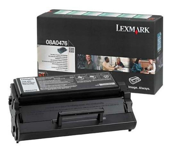 Cartucho Toner Lexmark Optra E322 3k