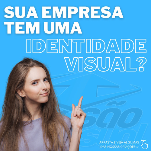 Imagem 1 de 4 de Identidade Visual