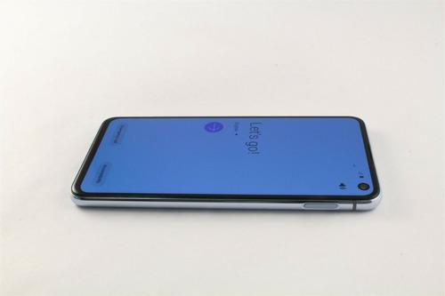 Samsung Galaxy S10e 128gb Sm-g970u Blue