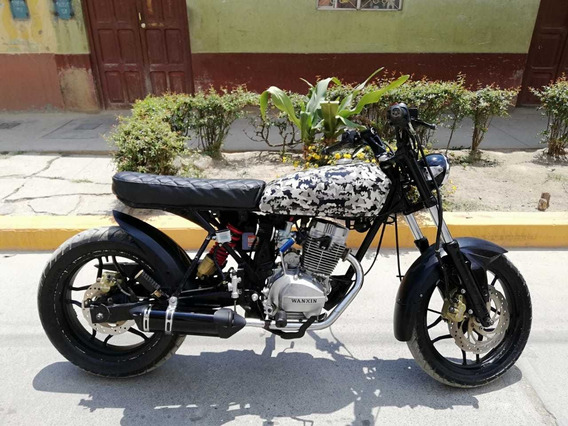 Cafe Racer 150 Cd Wanxin