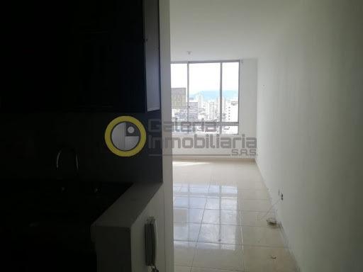 Apartaestudio En Arriendo Centro 704-6754