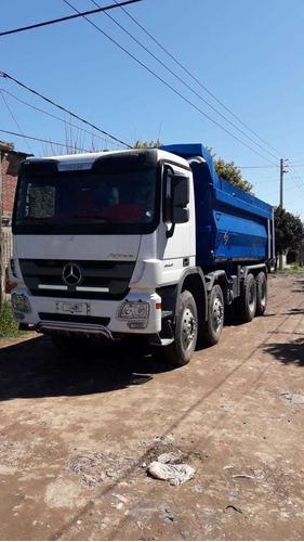 Mercedes Benz Actros Actros 4144 Tatu