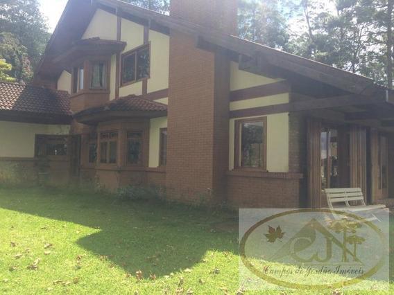 Casa Em Condomínio Para Venda Em Campos Do Jordão, Parque Rancho Alegre, 2 Dormitórios, 4 Suítes - 259