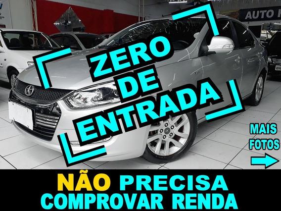 Jac Motors   Jac J5 Sedan 2016   Ótimo Carro Para Uber !!!