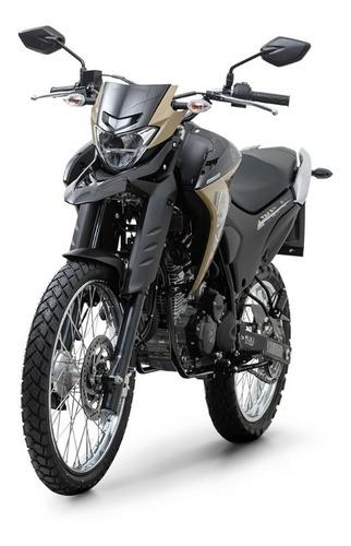 Yamaha Xtz Lander 250 Abs 0 Km 2022 Bege Areia