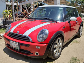Mini Cooper 1.6 S Chili 6vel Aa Tela/piel Qc Mt 2006