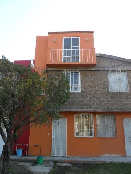 Casa En Venta En Bosque De Tultitlán, Tultitlán, México.