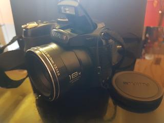 Cámara Fotográfica Fujifilm Finepix S2980 Con Estuche Golla