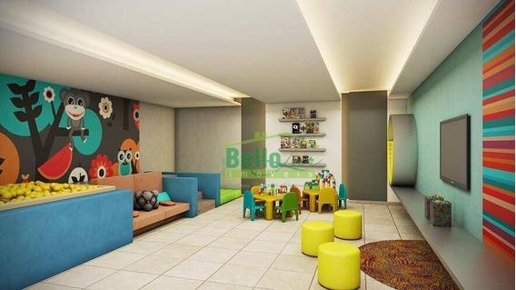 Apartamento Com 2 Dormitórios À Venda, 52 M² Por R$ 285.000 - Caxangá - Recife/pe - Ap1307