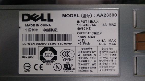 Fonte Dell Poweredge 1850 Aa23300 550w