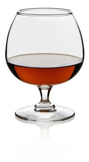 Libbey 4pc Gafas De Cognac Perfecto