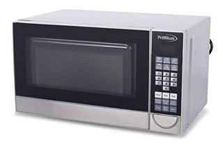 Premium Pm70710 Horno De Microondas 700 W 07 Cu Ft Compacto