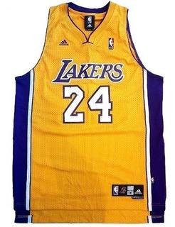 Camiseta Nba Los Angeles Lakers Oficial #24 Kobe Bryant