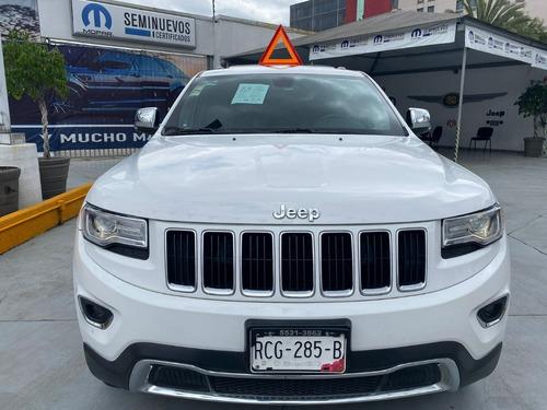 Imagen 1 de 15 de Jeep Gran Cherokee Lujo 6 Cilindros Limited