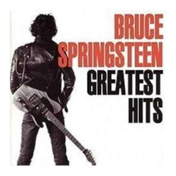 Springsteen Bruce Greatest Hits Cd Nuevo