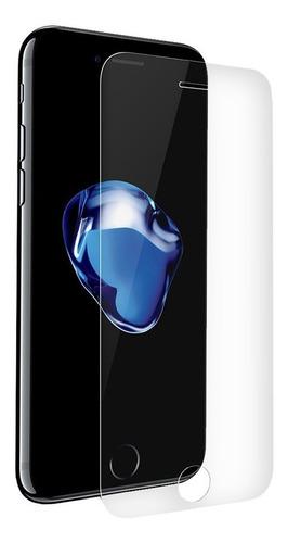 Imagen 1 de 9 de Protector Vidrio Templado iPhone 5s Se 6 7 8 X Xs Instalado