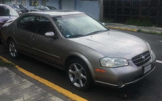 Se Vende Excelente Auto Nissan Sedán Maxima Automático