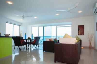 Apartamentos De Lujo En El Laguito Y Morros En Cartagena