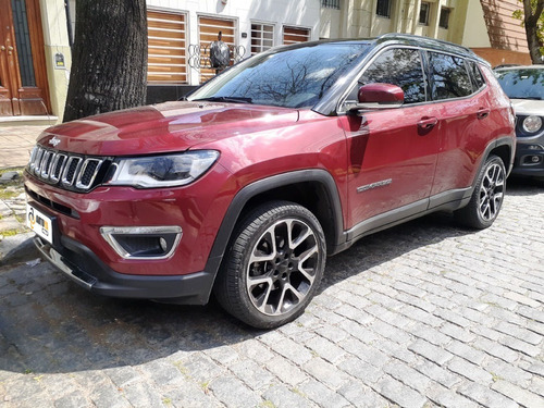 Jeep Compass Limited Plus At9 2.4 4x4