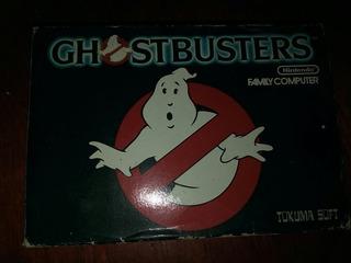 Oferta!!! Ghostbusters Nintendo Family Computer Famicom