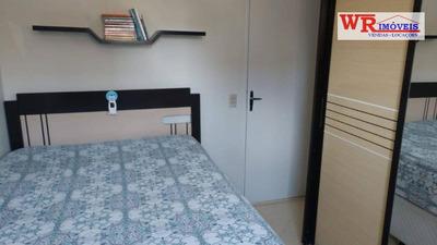 Apartamento Com 2 Dormitórios À Venda, 43 M² Por R$ 198.000 - Demarchi - São Bernardo Do Campo/sp - Ap2698