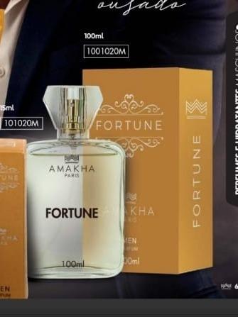 Imagem 1 de 1 de Perfume Original Fortune