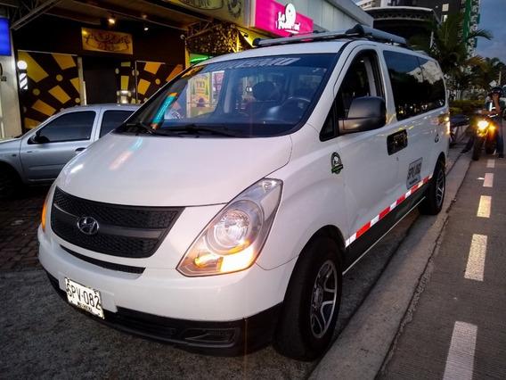 Hyundai H1 Grand Starex 2011