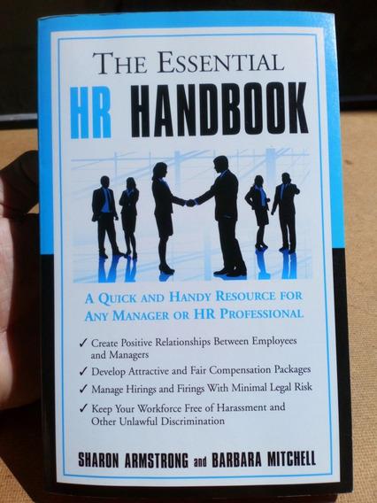 Fretegráti Livro The Essential Hr Handbook Em Inglês Rh