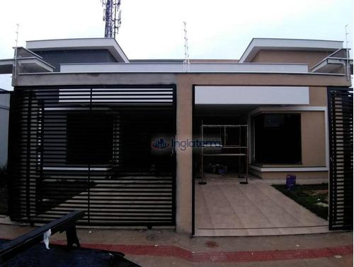 Casa À Venda, 100 M² Por R$ 365.000,00 - Coliseu - Londrina/pr - Ca1455