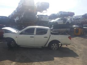Mitsubishi L200mod. 2009 Accidentada Gasolina.....yonkes