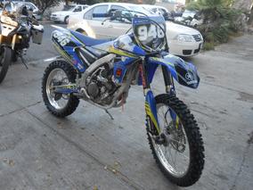 Yamaha 250 Azul