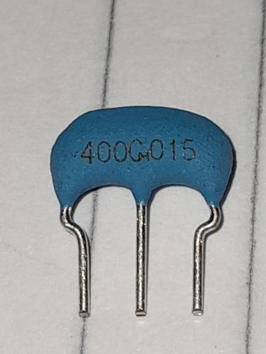 Imagen 1 de 5 de Lleva 10 Unidades De Cristal Resonador 3 Pines  4.000 Mhz