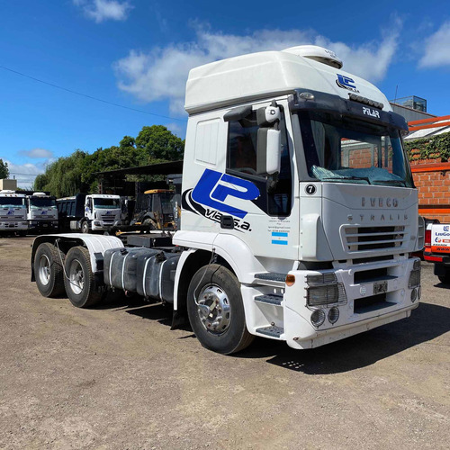 Iveco Stralis 420 Hd