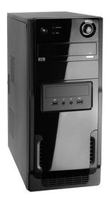 Cpu Montada Simples Core 2 Duo 2gb Hd 320 Win 7 + Garantia!